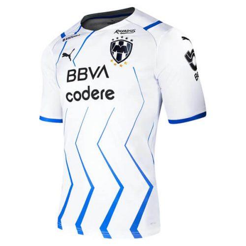 Monterrey Away Soccer Jersey 21 22