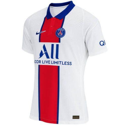 PSG Away Player Version Football Shirt 20 21