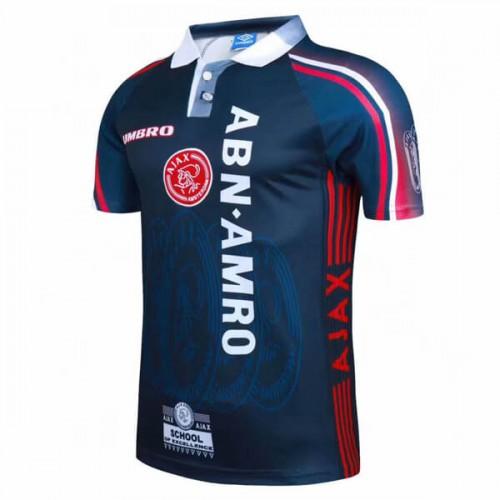 Retro Ajax Away Football Shirt 97 98