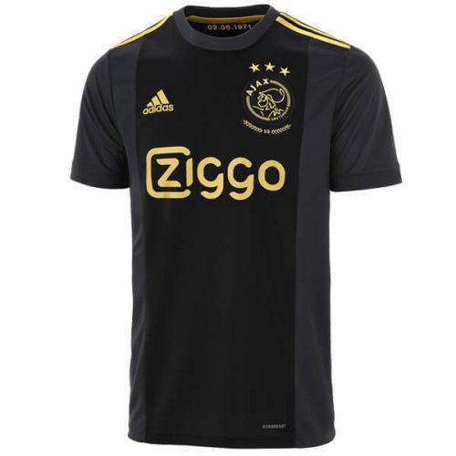 Ajax European Football Shirt 20 21