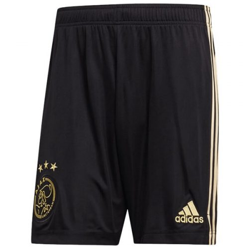 Ajax European Football Shorts 20 21