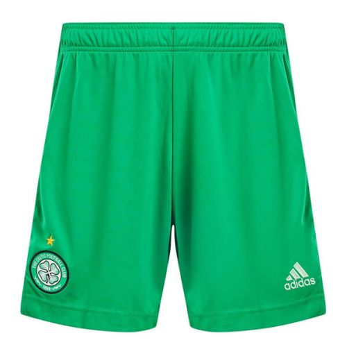 Celtic Away Football Shorts 20 21