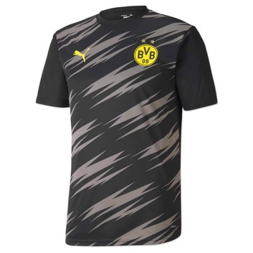 Dortmund Pre Match Training Football Shirt