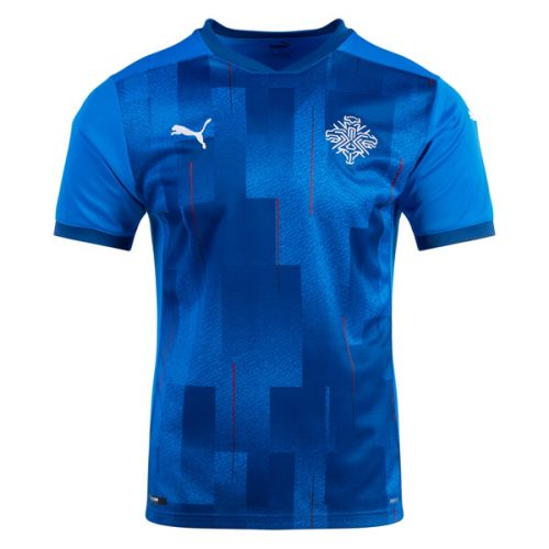 Iceland Home Football Shirt 20 21