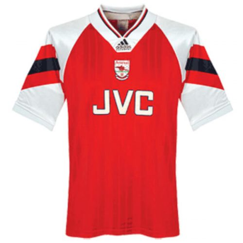 Retro Arsenal Home Football Shirt 92 94