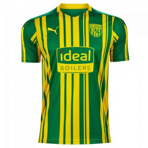 West Bromich Albion Away Football Shirt 20 21