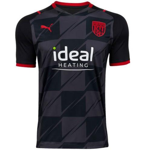 West Bromich Albion Away Football Shirt 21 22