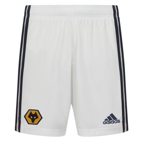 Wolverhampton Wanderers Away Football Shorts 20 21