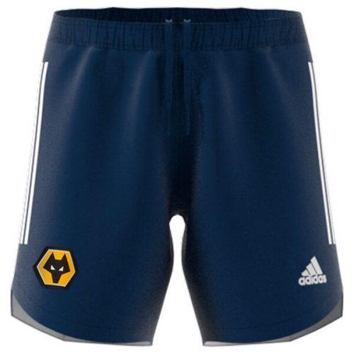 Wolverhampton Wanderers Away Football Shorts 2021