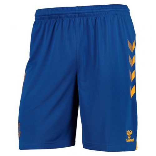 Everton Away Football Shorts 20 21