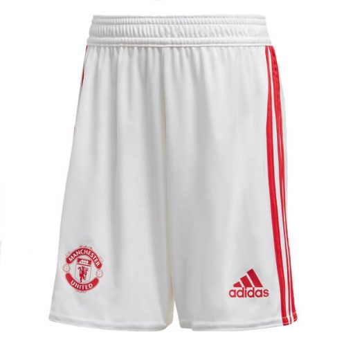Manchester United Third Football Shorts 20 21