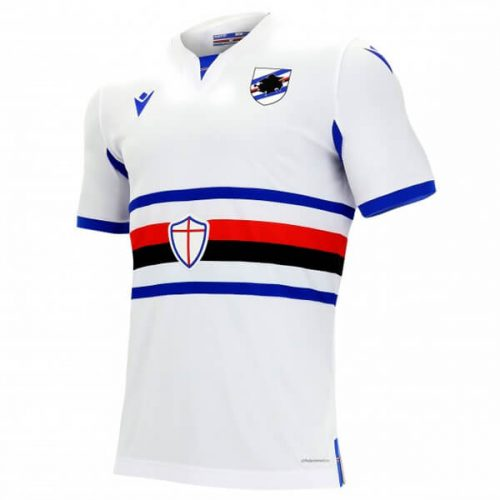 Sampdoria Away Football Shirt 20 21