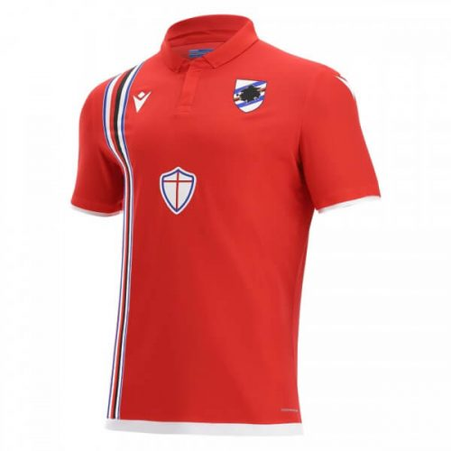Sampdoria Third Football Shirt 21 22