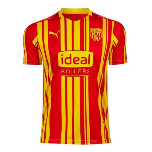 West Bromich Albion Third Football Shirt 20 21