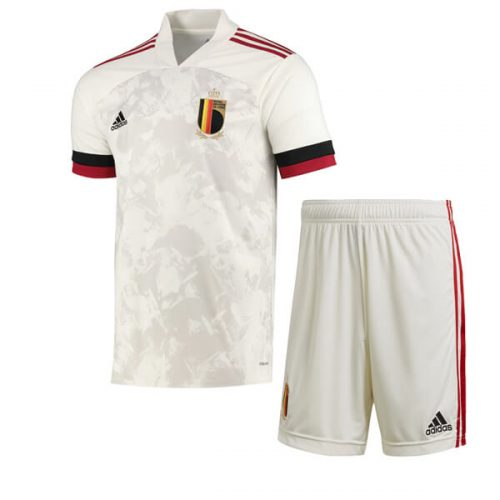 Belgium Away Kids Football Kit 20 21