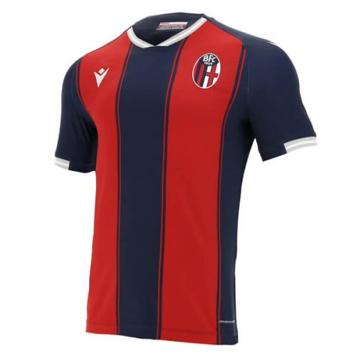 Bologna Home Football Shirt 20 21