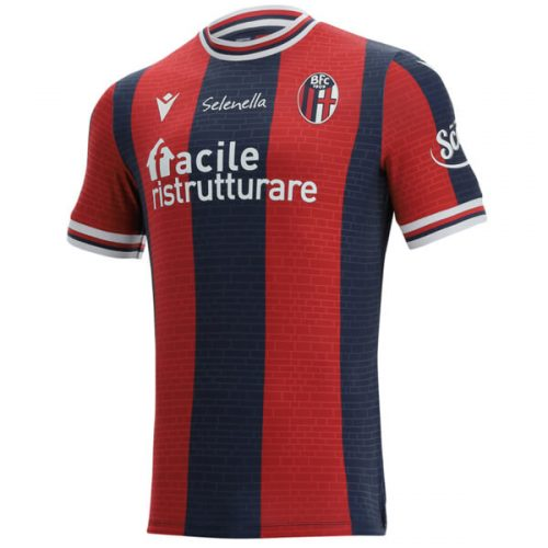 Bologna Home Football Shirt 21 22