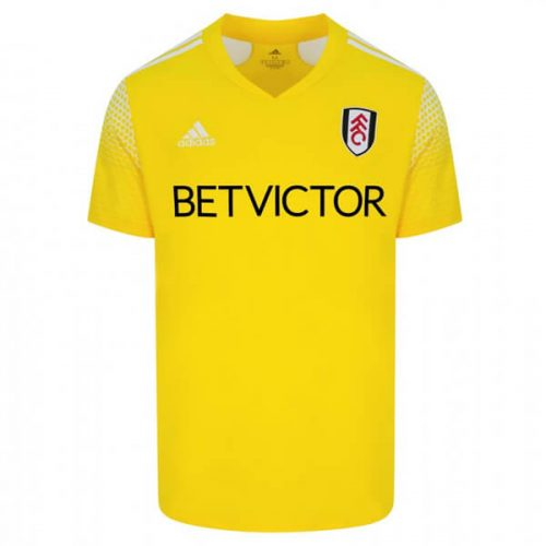 Fulham Away Football Shirt 20 21