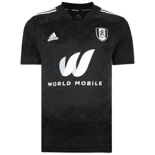 Fulham Away Football Shirt 21 22