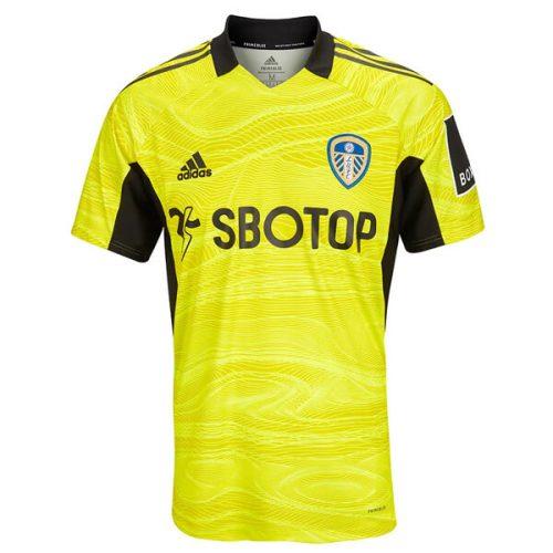Leeds United Third Goalkeeper Football Shirt 21 22