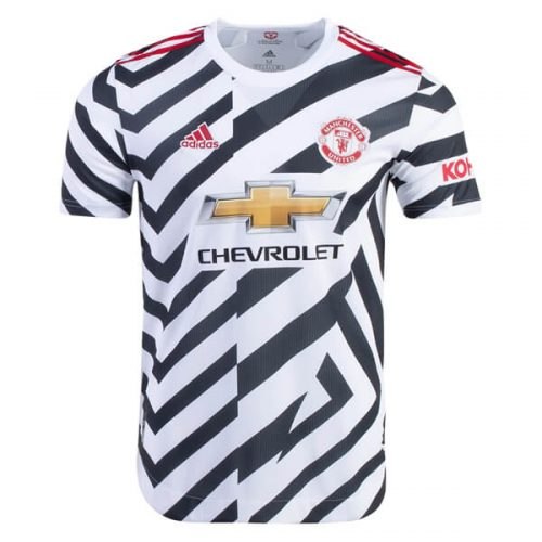 Manchester United Third Player Version Football Shirt 20 21