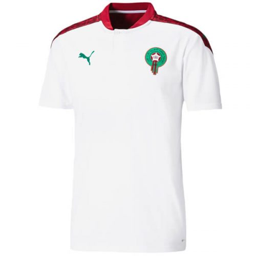 Morocco Away Football Shirt 20 21