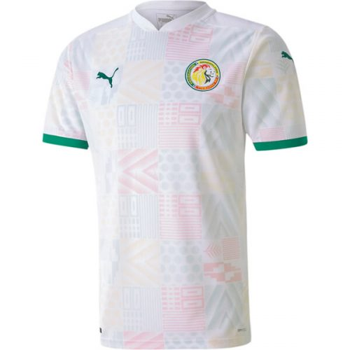 Senegal Home Football Shirt 20 21