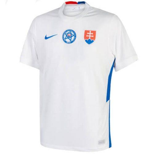 Slovakia Away Football Shirt 20 21