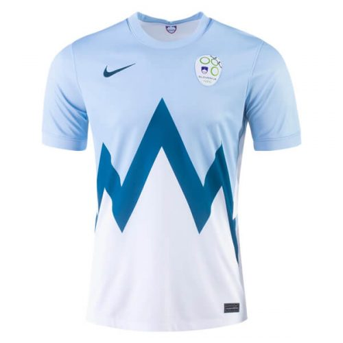 Slovakia Away Football Shirt 20 21