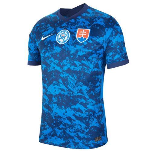Slovakia Home Football Shirt 2021