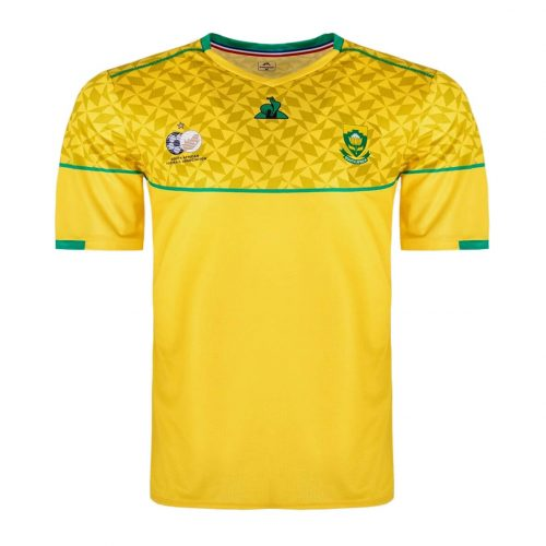 South Africa Home Football Shirt 20 21