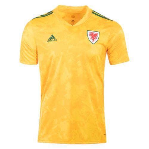 Wales Away Football Shirt 20 21