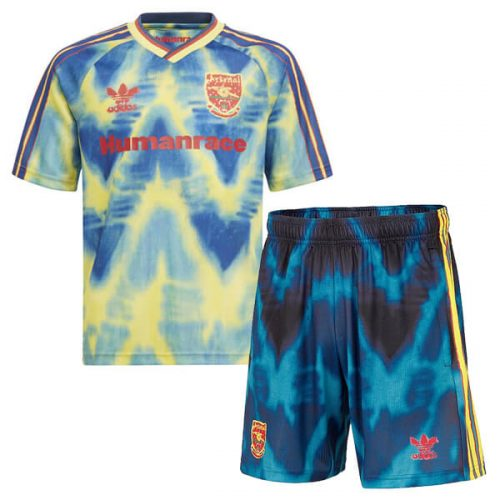 Arsenal Human Race FC Kids Football Kit