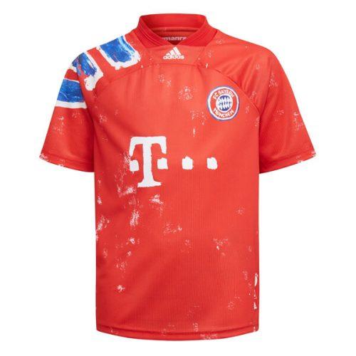 Bayern Human Race FC Football Shirt
