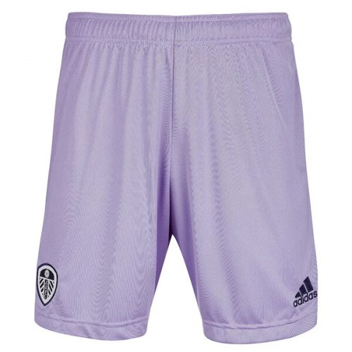 Leeds Third Football Shorts 21 22