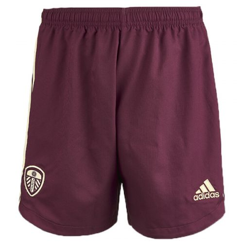 Leeds United Third Football Shorts 20 21