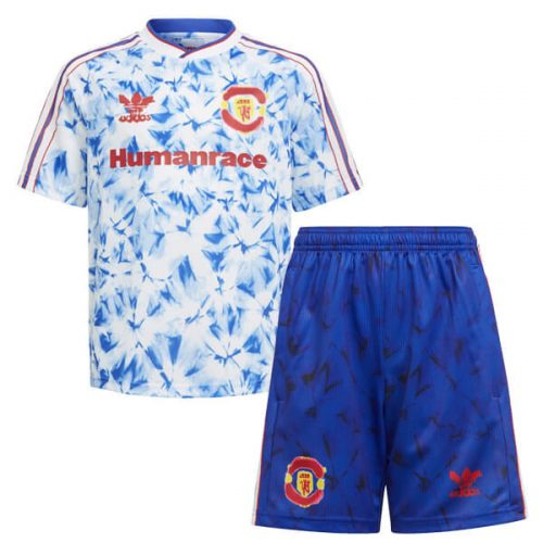 Manchester United Human Race FC Kids Football Kit