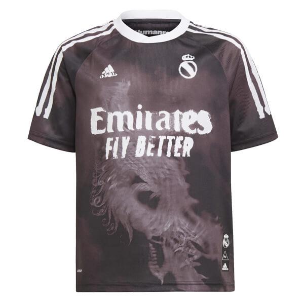 Real Madrid Human Race FC Football Shirt