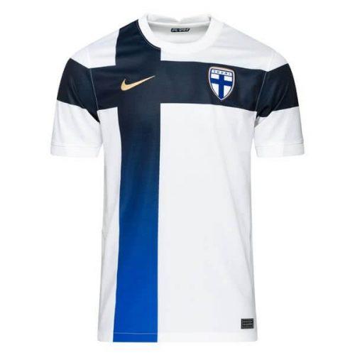 Finland Home Football Shirt 20 21