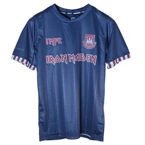 West Ham Iron Maiden Away Football Shirt