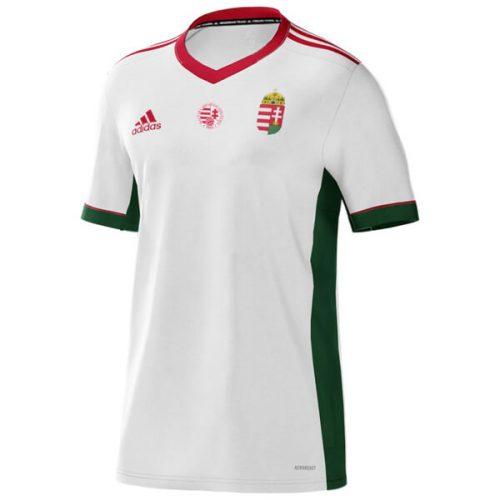 Hungary Away Football Shirt 2021