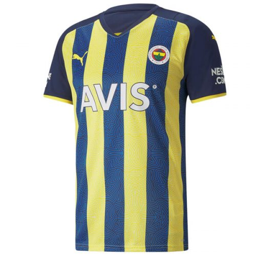 Fenerbahce Home Football Shirt 21 22