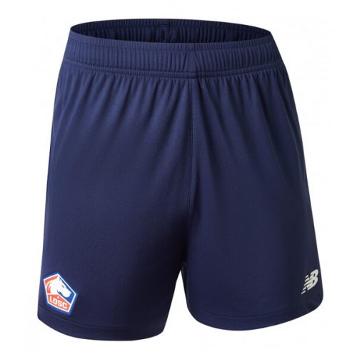 Lille Home Football Shorts 21 22