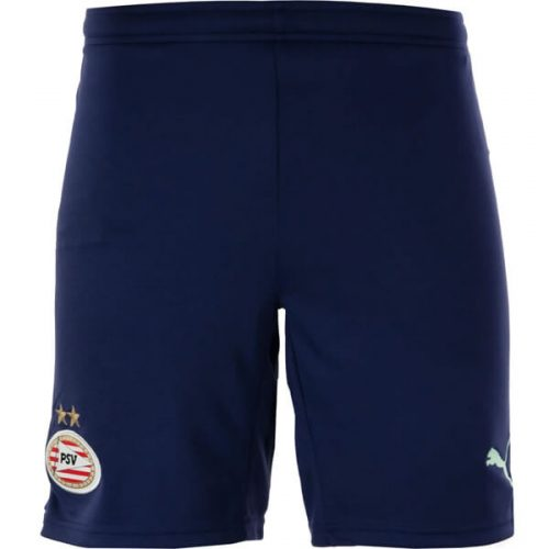 PSV Eindhoven Away Football Shorts 21 22