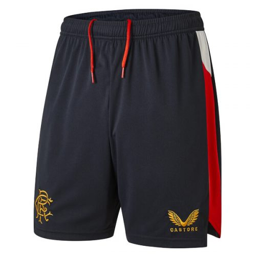 Rangers Away Football Shorts 21 22