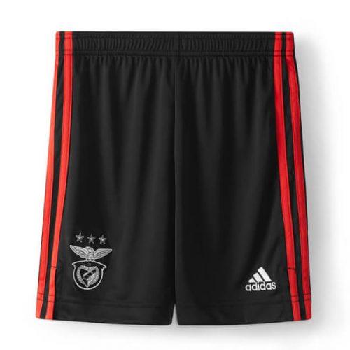 Benfica Away Football Shorts 2122