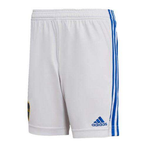 Boca Juniors Away Football Shorts 21 22