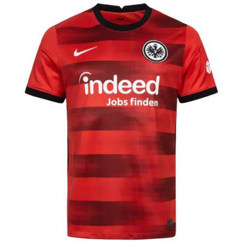 Eintracht Frankfurt Away Football Shirt 21 22