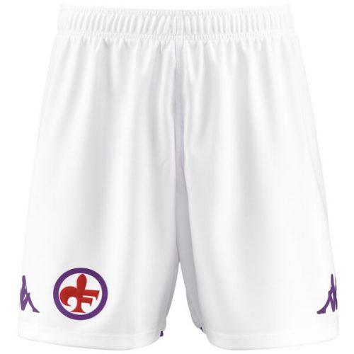 Fiorentina Away Football Shorts 21 22