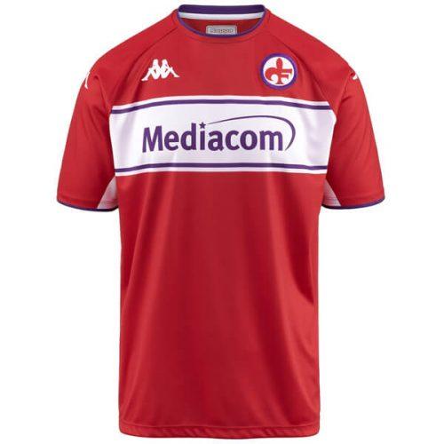Fiorentina Fourth Football Shirt 21 22